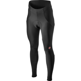 Castelli Sorpasso RoS Tights Women black/brilliant pink